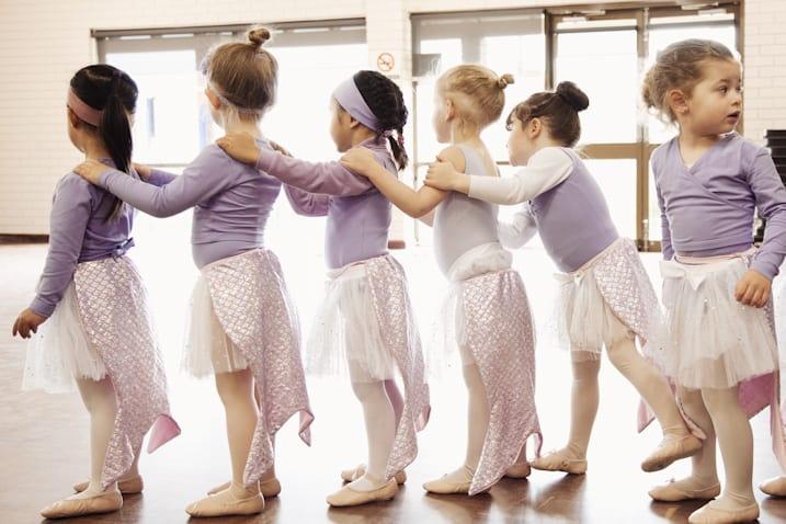 Class Fairy Floss Ballet