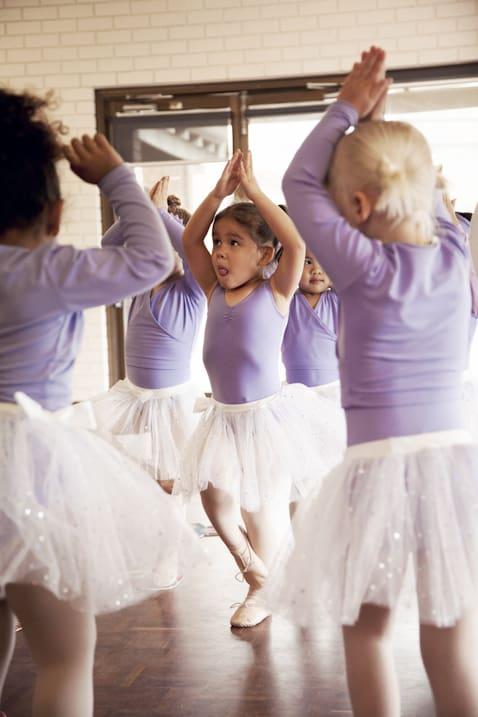 Dance Creations Balet Classes for Children