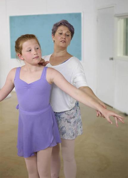 Ballet Teacher Terrie Wayside